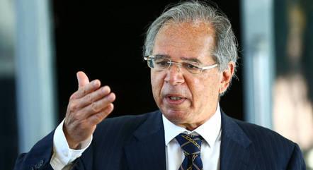 Guedes criticou formação tributária do Brasil