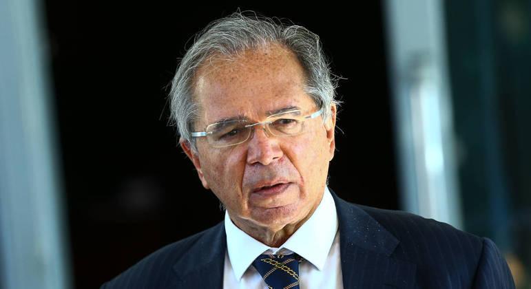 O ministro Paulo Guedes: 'Não é por R$ 3,5 bilhões que teria ruptura de acordo'