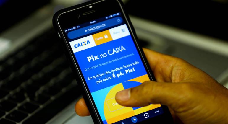 O Pix, instrumento de pagamento e transferências instantâneas, também foi objeto dos questionamentos do Procon