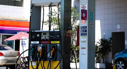 Outros combustíveis não tiveram reajuste