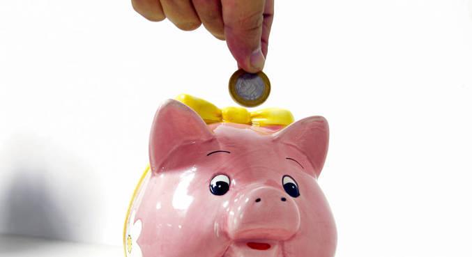 A caderneta de poupança registrou saldo positivo de R$ 3,84 bilhões em abril