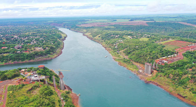 Para garantir produção de hidrelétricas, elas vão liberar menos água ao Rio Paraná