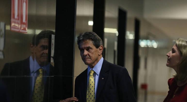 O ex-deputado federal cumpre prisão preventiva determinada pelo ministro Alexandre de Moraes