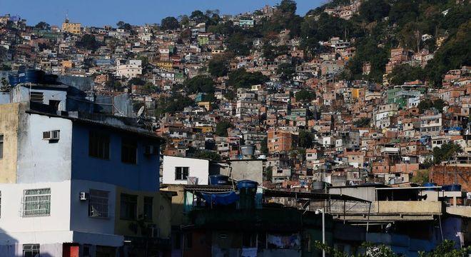 Rocinha fica em primeiro na lista de potencial de consumo