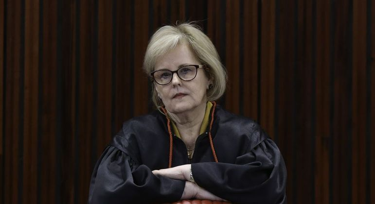 Ministra Rosa Weber do Supremo Tribunal Federal