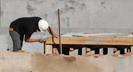 Construção está quase 10% mais cara neste ano