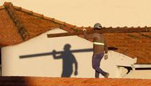 Construção contrata cada vez mais, mas salários estão 12% menores