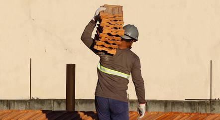Confiança da construção figura aos 92,4 pontos