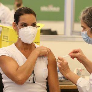 Vacinação está em andamento