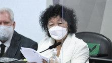 Nise Yamaguchi nega tentativa de alterar bula da cloroquina