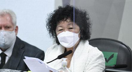 A médica Nise Yamaguchi