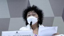 Barroso extingue ação contra senadores da CPI e Nise Yamaguchi