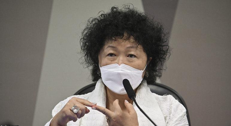 Médica confirmou reunião, mas negou ter participado da ideia do decreto presidencial