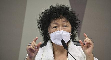 Nise Yamaguchi foi desrespeitada por senadores