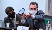 Senadores falam em 'testemunha plantada' e duvidam de áudio