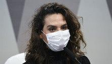 Ciência não tem lado, diz infectologista Luana Araújo à CPI