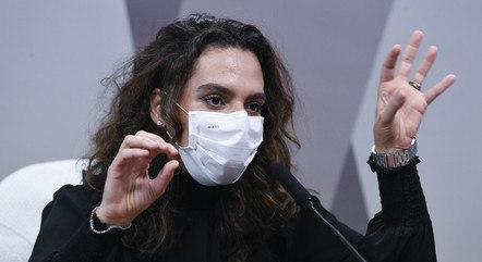 Luana: 'Tratamento precoce não existe para covid'