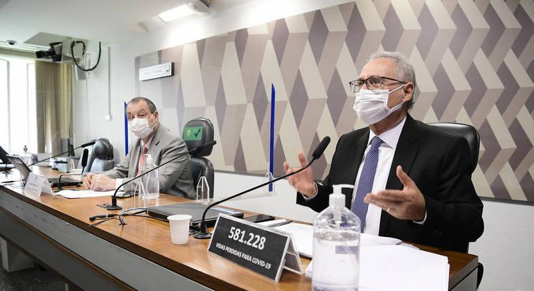 Reunião começou sem a presença do depoente convocado para esta quinta-feira (16)