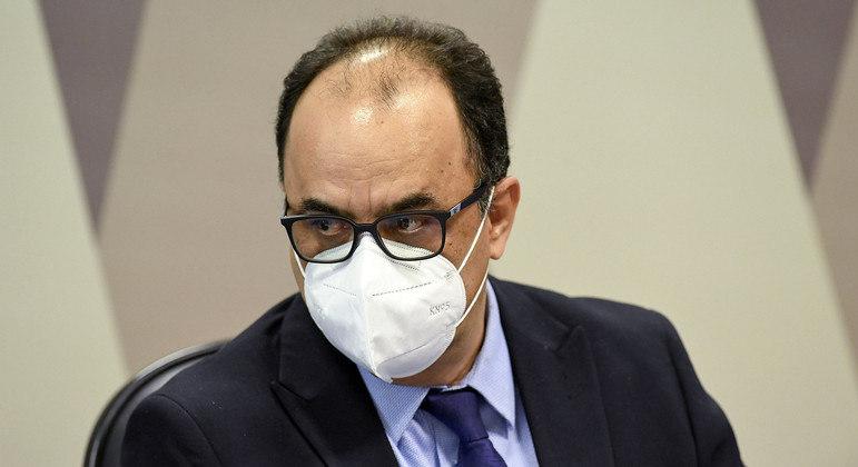 Amilton Gomes de Paula depõe à CPI: em mensagem, ele disse que primeira-dama teria 'entrado no circuito'