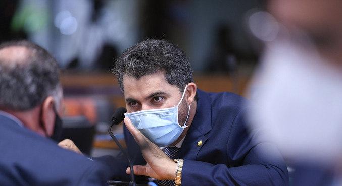 Marcos Rogério (DEM-RO) articula ida de representante da White Martins à CPI