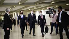 Sessão da CPI da Covid é retomada após discussão entre senadores