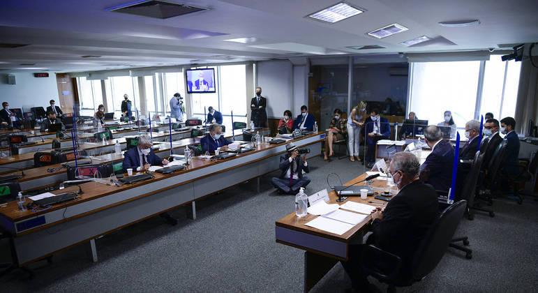 Senadores querem saber se a ANS tomou medidas em relação à Prevent Senior Foto: Pedro França/Agência Senado