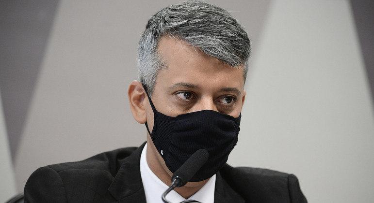 Dias chegou ao cargo por apadrinhamento do Centrão e foi exonerado do posto em 29 de junho