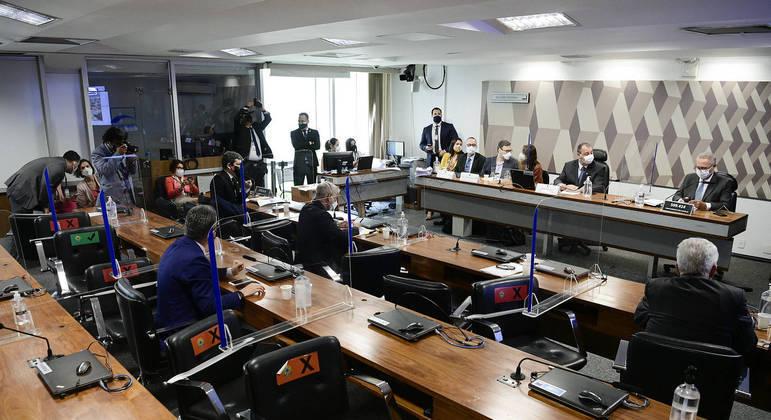 CPI pediu informações à Polícia Civil e Secretaria de Segurança do DF