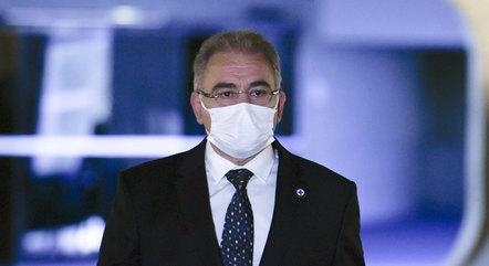Queiroga diz que não é censor do presidente