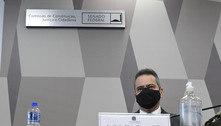 Elcio Franco diz que Pfizer exigiu lei para viabilizar acordo por vacina