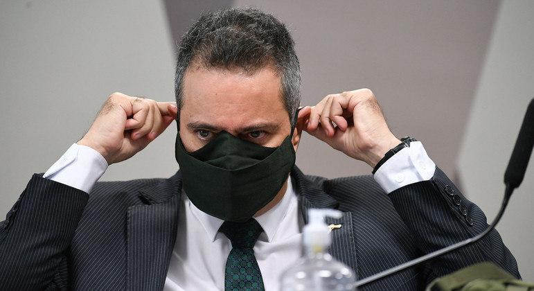 O ex-secretário-executivo Elcio Franco