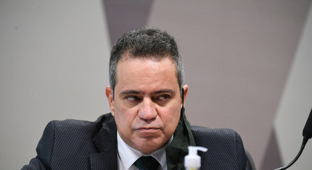 Elcio Franco, um dos alvos da investigação