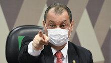 CPI: Aziz encerra sessão e anuncia que Barros voltará como convocado