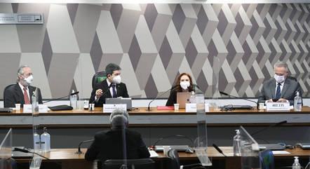 Especialistas falam à CPI da Covid nesta sexta (11)