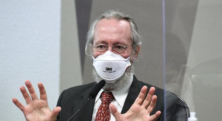 O médico sanitarista Claudio Maierovitch