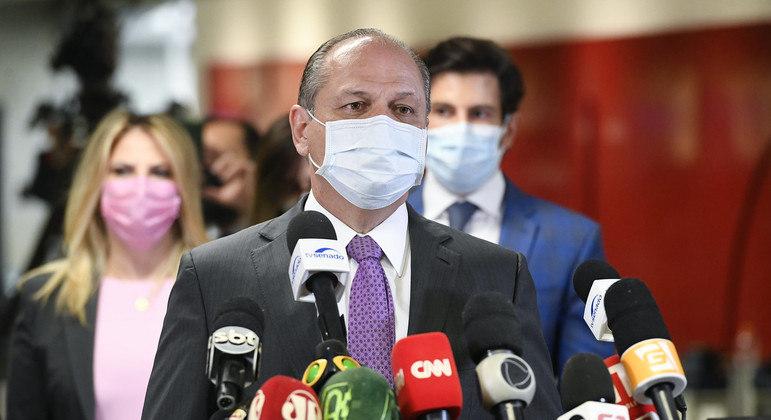 Ricardo Barros diz que não tem relação com negociações da vacina Covaxin