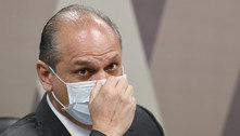 Sessão é suspensa após Ricardo Barros fazer acusação contra a CPI