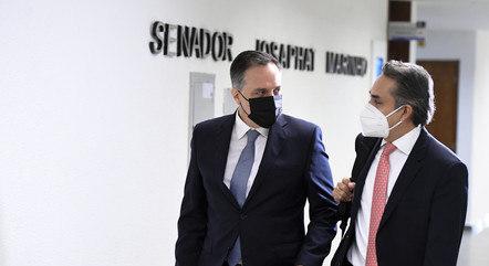 Murillo disse que conversas começaram em maio