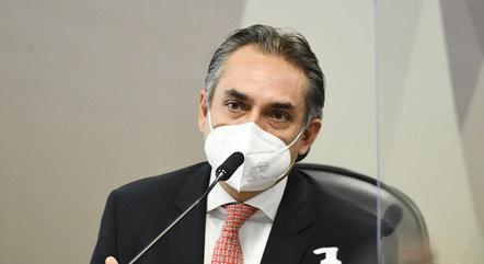 Na imagem, Carlos Murillo (Pfizer)
