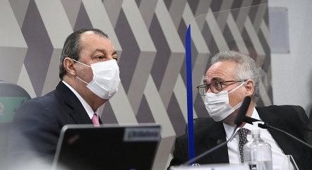 Aziz afirmou que Pacheco vai prorrogar CPI