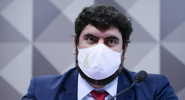 Marconny Albernaz é suspeito de atuar como lobista da Precisa