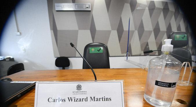 Empresário não compareceu a depoimento da CPI da Covid na quinta-feira (17)