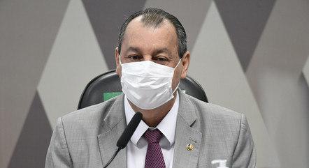 Na imagem, senador Omar Aziz (PSD-AM)