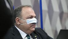 Na CPI, Pazuello não fica em silêncio e blinda Bolsonaro