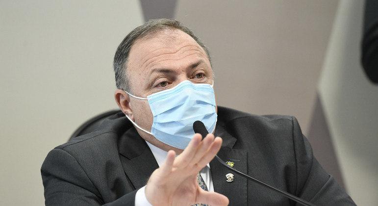MP envia à Justiça ação contra Pazuello por improbidade