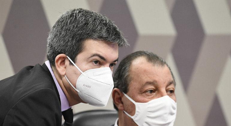 Senador do PT já entrou com requerimento para convocação do auditor à CPI