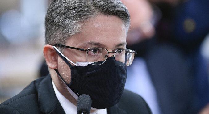 Senador Alessandro Vieira (Cidadania-SE) é autor do requerimento