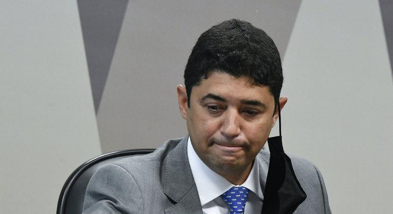 O ministro da Controladoria-Geral da União (CGU), Wagner Rosário