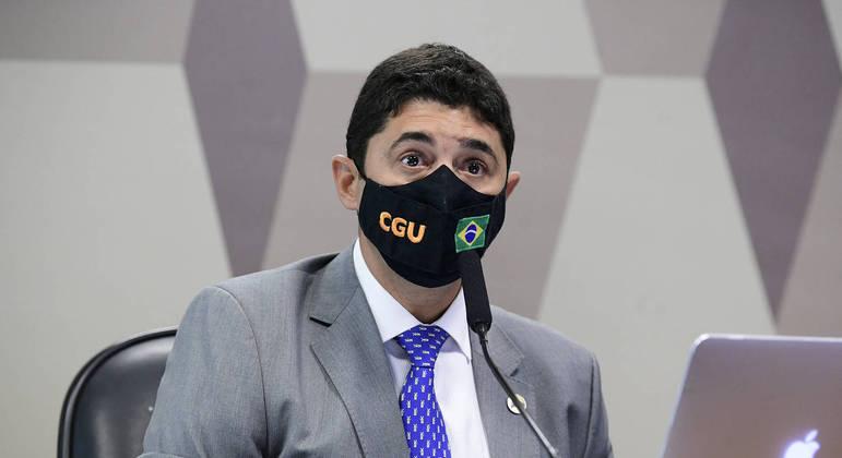 Ministro da CGU, Wagner Rosário: 'não houve superfaturamento no contrato'