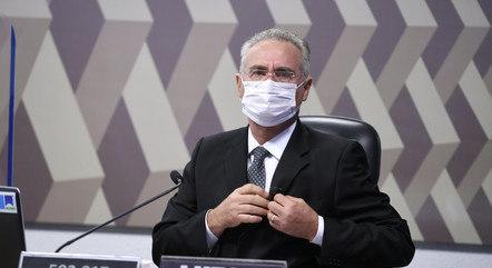 Renan diz que CPI não pode aceitar coação
